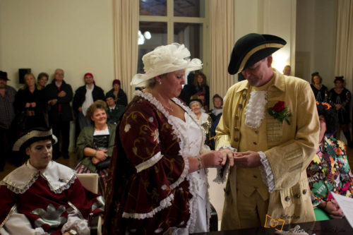 Närrische Hochzeit