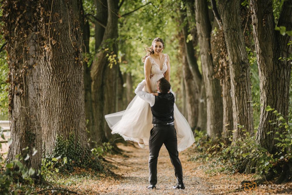 Wie wir Hochzeiten fotografieren