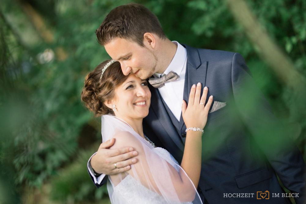 Heiraten mit Jenga und Feuerwerk