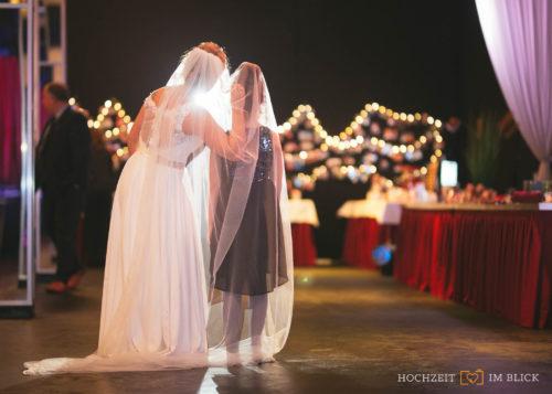 Hochzeitsfeier im Theater der Träume in Düsseldorf