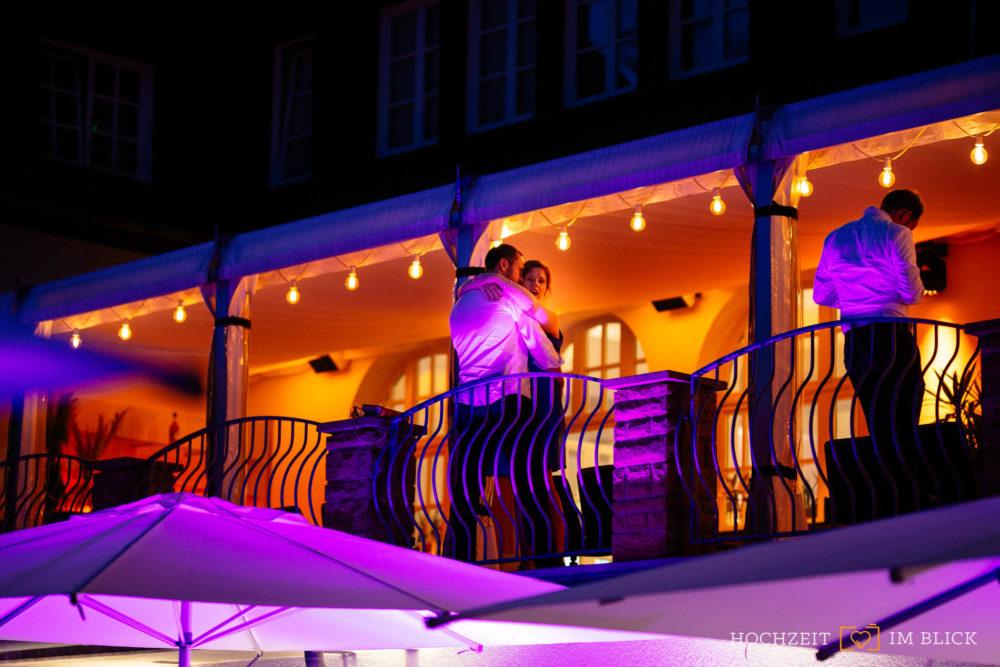 Aussenansicht der Hochzeitslocation Hoher Darsberg
