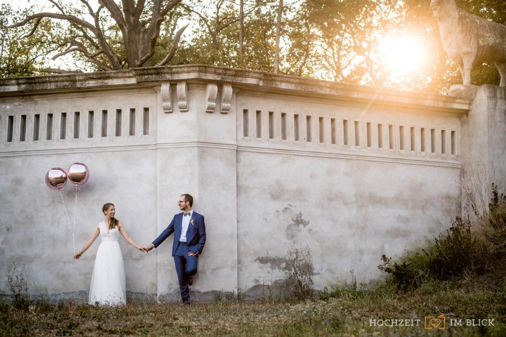 Heiraten im Schloss Plaue bei Berlin