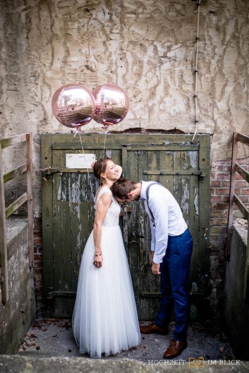 Brautpaarshooting Hochzeitsfotograf Berlin, Schloss Plaue, Hochzeitslocation