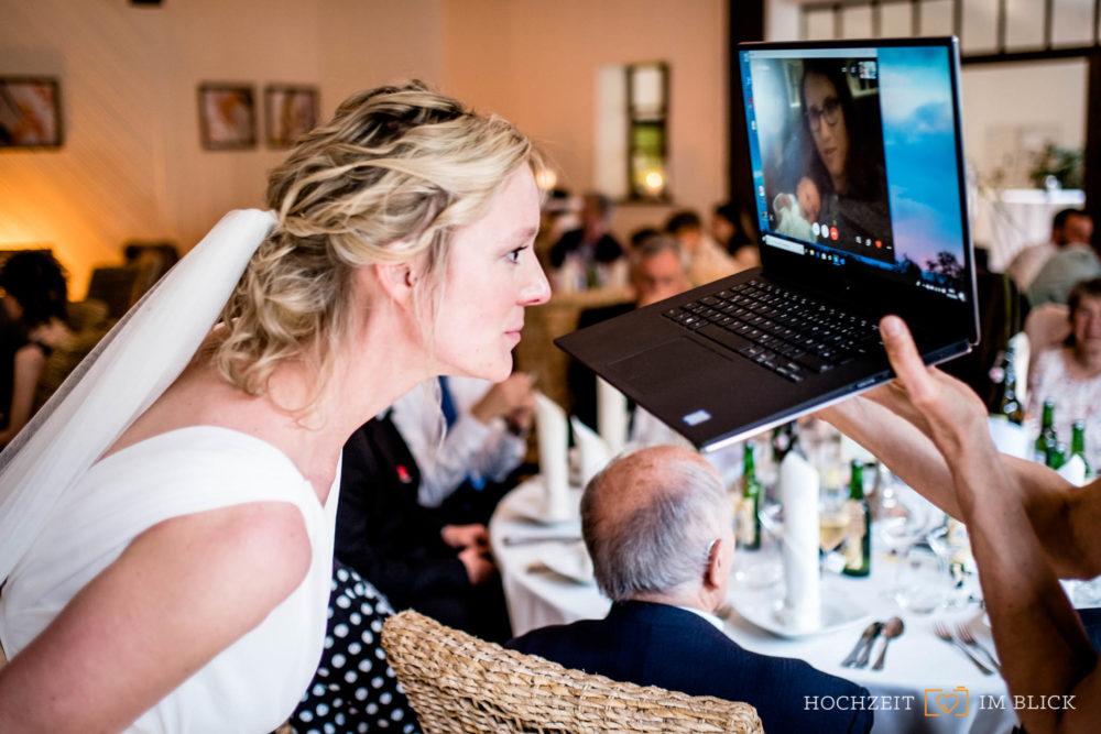 Hochzeitsfeier im Jägerkrug in Sonnenborstel