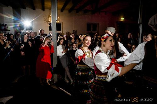 Hochzeitsfeier in der Auermühle in Ratingen. Fotografiert von unserem Hochzeitsfotografen Stefan.