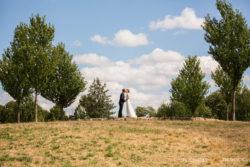 Hochzeit in Göttingen bei tollem Wetter