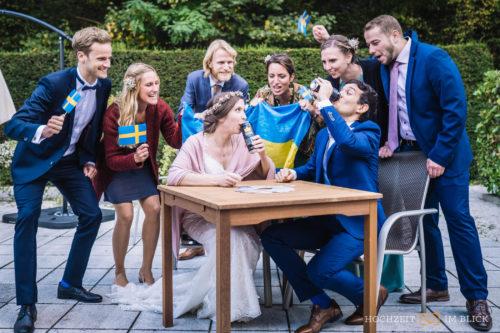 Hochzeitsfoto Villa Waldesruh