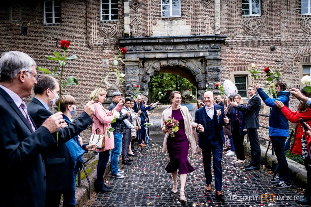 Heiraten im Schloss Rheydt