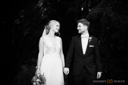 Hochzeit unter Freunden