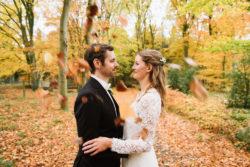 Heiraten mitten im November