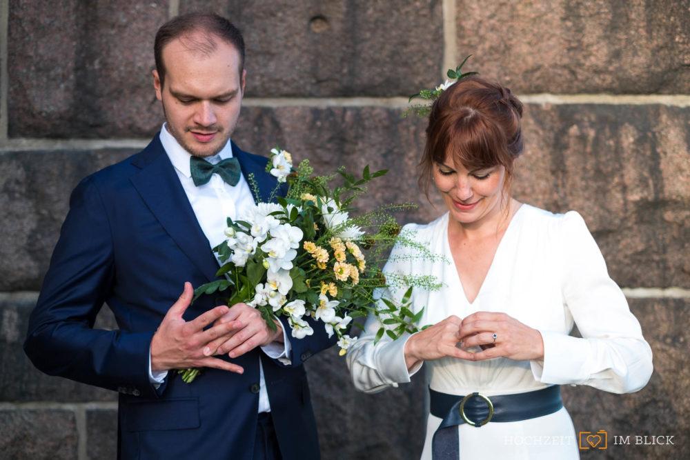 Heiraten in Schweden am See