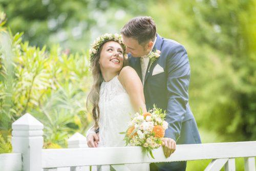 Hochzeit von Tina und Christoph
